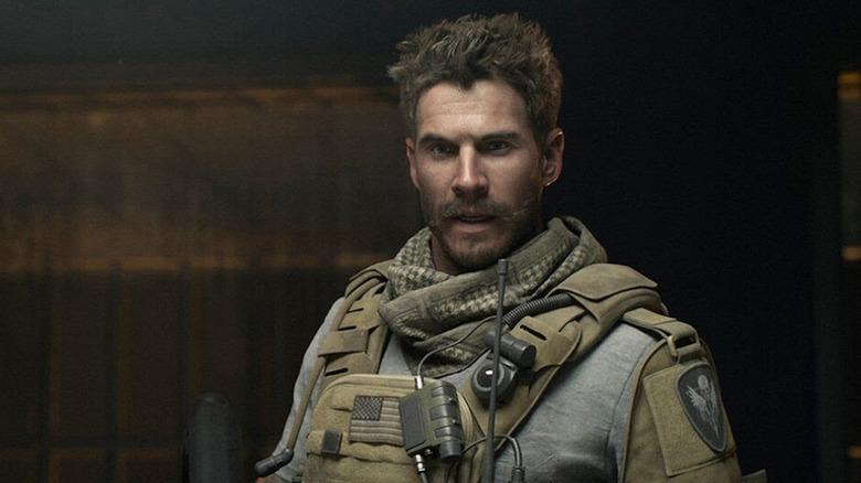 Alex in Call of Duty: Modern Warfare