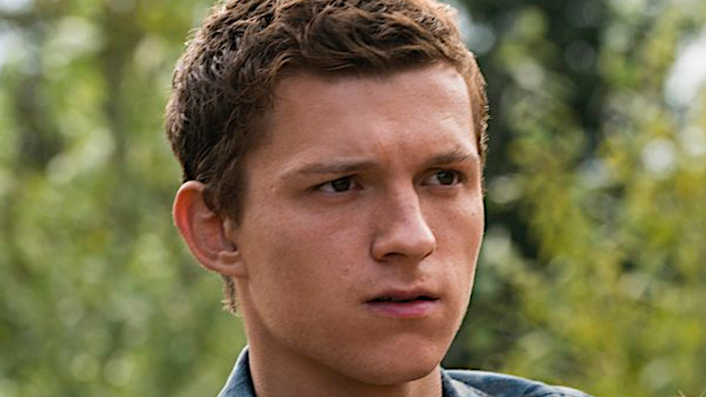Tom Holland as Todd Hewitt in Chaos Walking