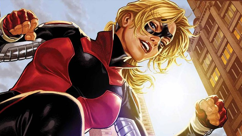 Cassie Lang/Stature