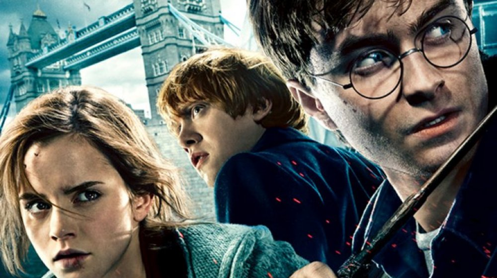 Characters who were left out of the Harry Potter movies