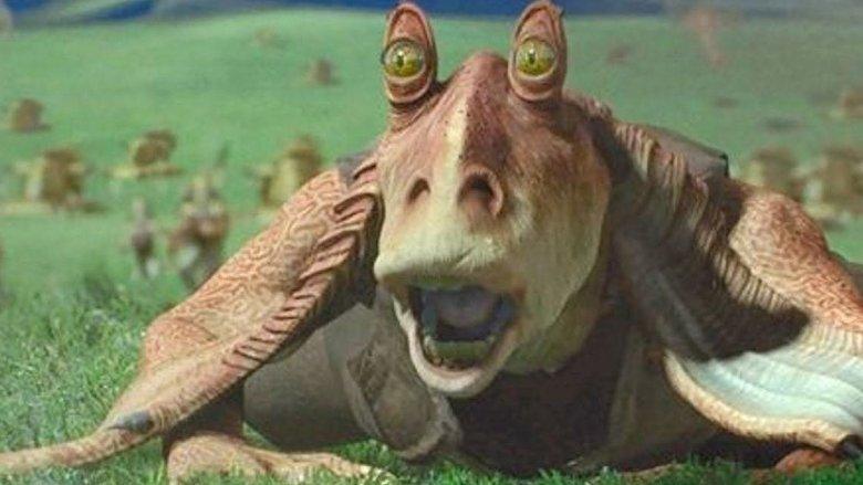 Scene from Star Wars: The Phantom Menace
