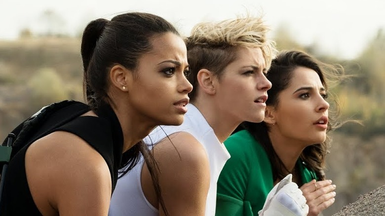 Image result for charlie's angels cast 2019