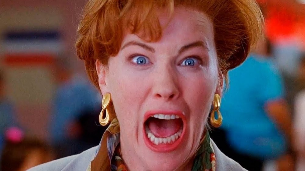 Catherine O'Hara as Kate in Home Alone