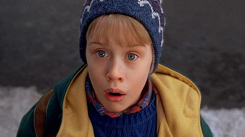 Macaulay Culkin in Home Alone 2