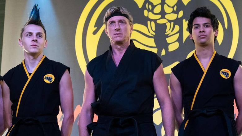 William Zabka returns as Johnny Lawrence in Cobra Kai