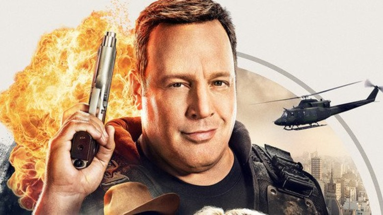 Kevin James in The True Memoirs of an International Assassin