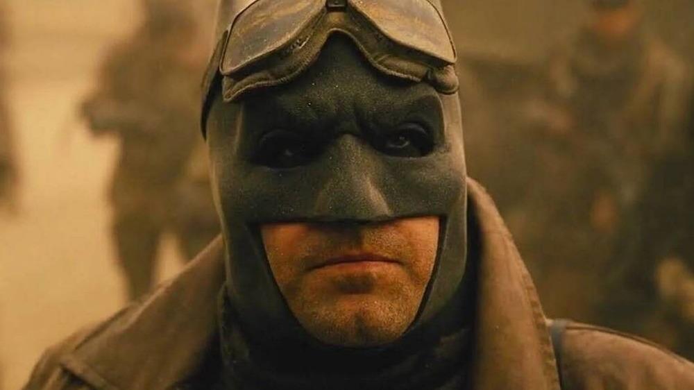 Batman has a Knightmare