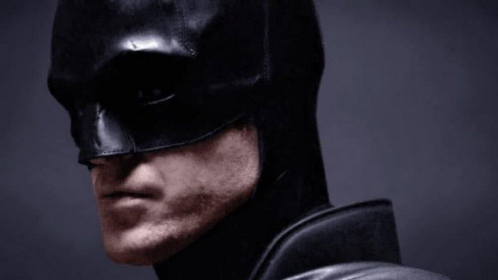The Batman test footage