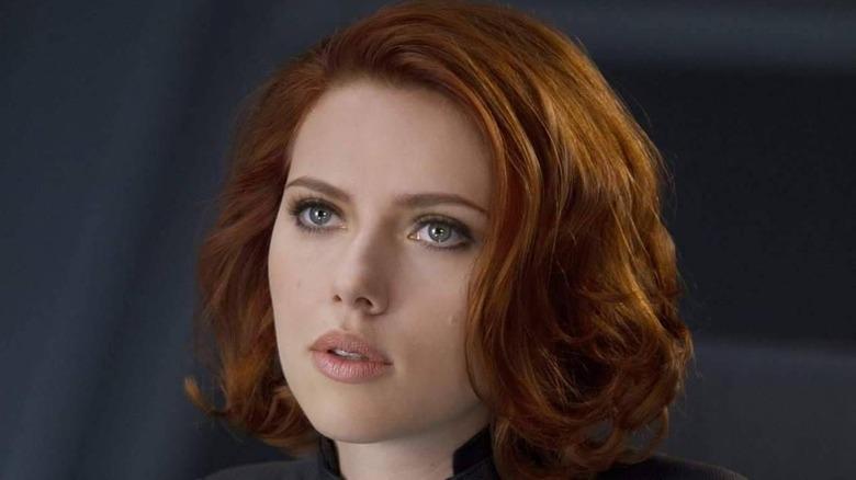 Scarlett Johansson in Avengers