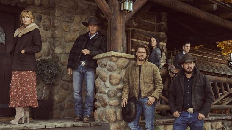 Cast of Yellowstone