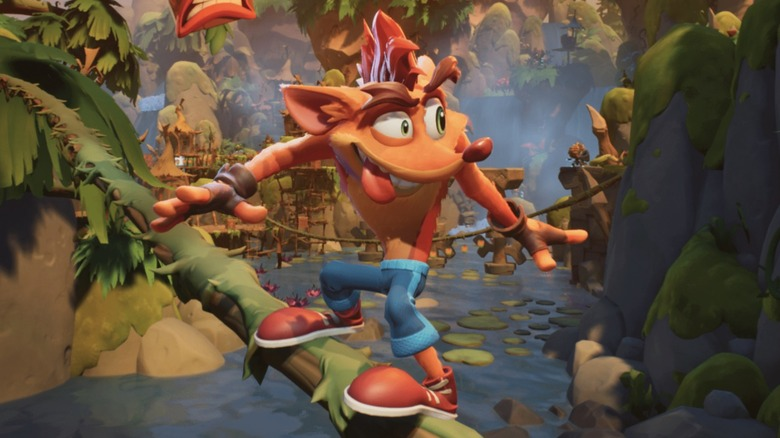 Crash Bandicoot from Crash Bandicoot 4: It's About Time