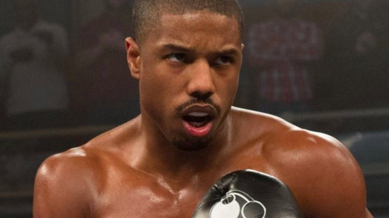 Michael B. Jordan as Adonis Creed in Creed