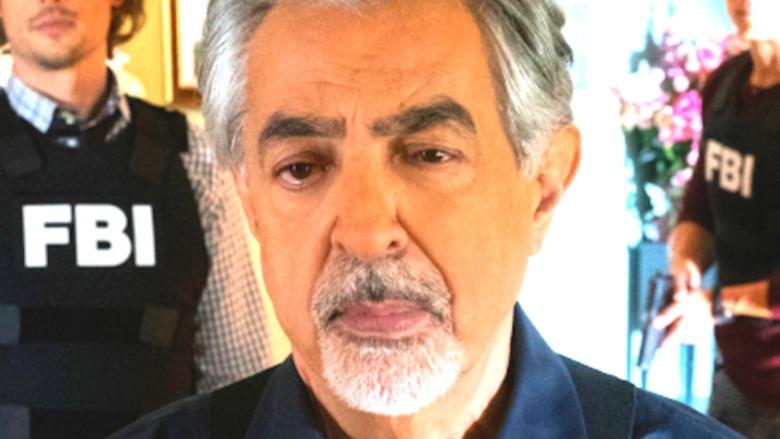 Joe Mantegna in Criminal Minds