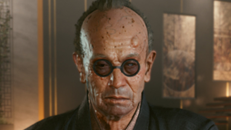Cyberpunk 2077 Saburo Arasaka