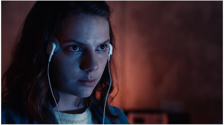 Dafne Keen as Lyra