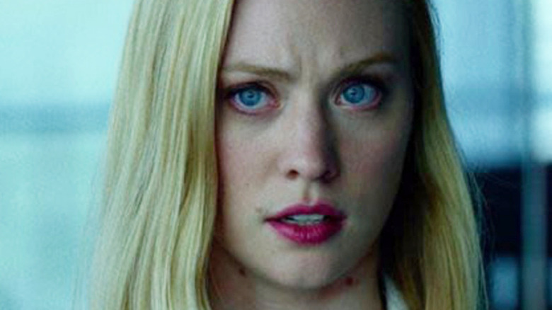 Deborah Ann Woll as Karen Page in Daredevil