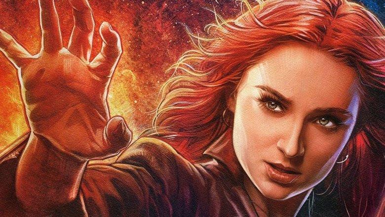 Dark Phoenix poster image