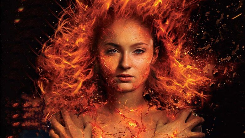 Sophie Turner X-Men Dark Phoenix Jean Grey