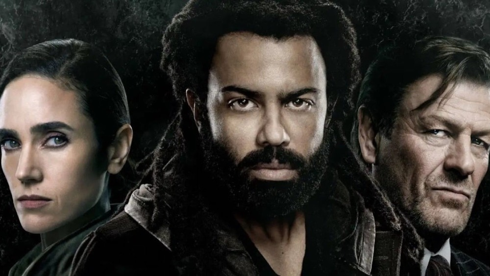 Snowpiercer Jennifer Connelly Daveed Diggs Sean Bean