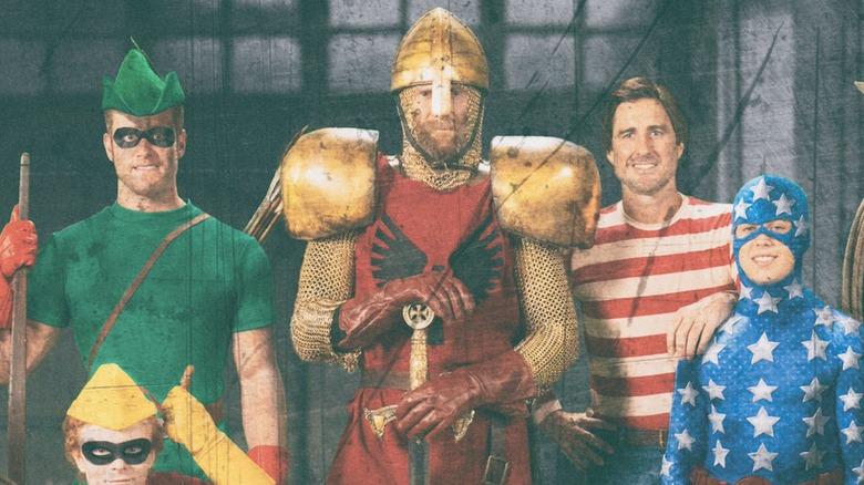 Shining Knight with Luke Wilson as Pat Dugan in Stargirl