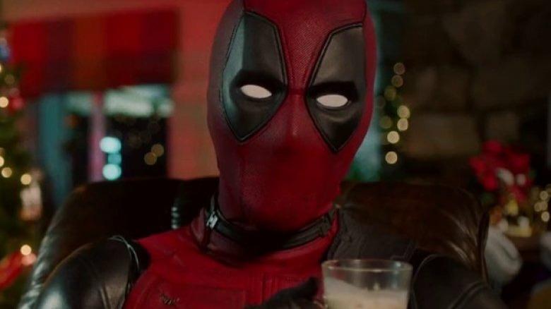 Ryan Reynolds Deadpool Christmas