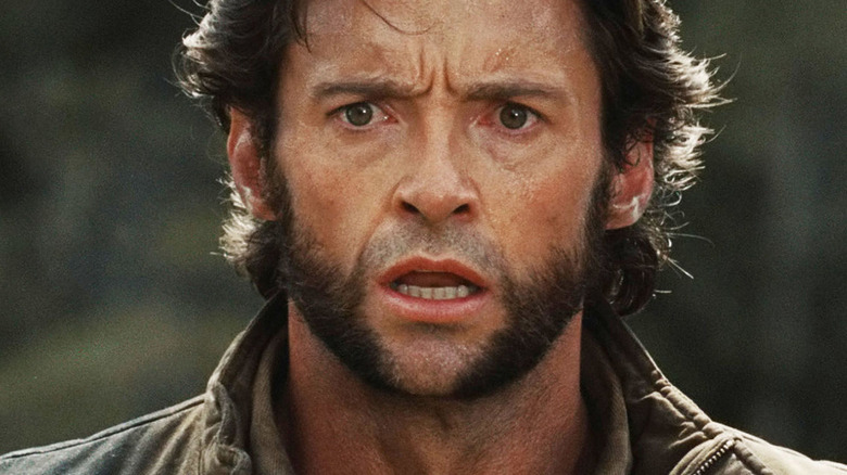 Hugh Jackman as Wolverine in the X-Men series