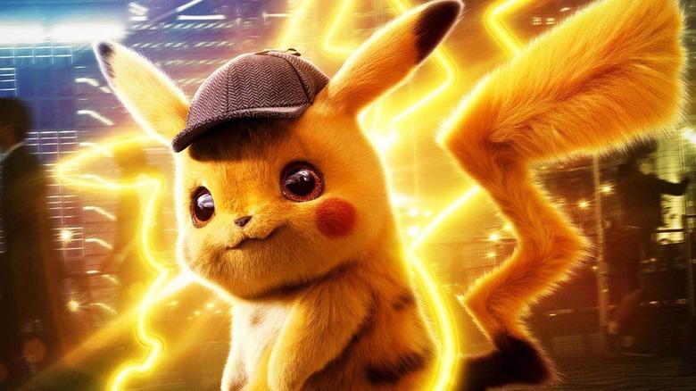 Detective Pikachu promo image