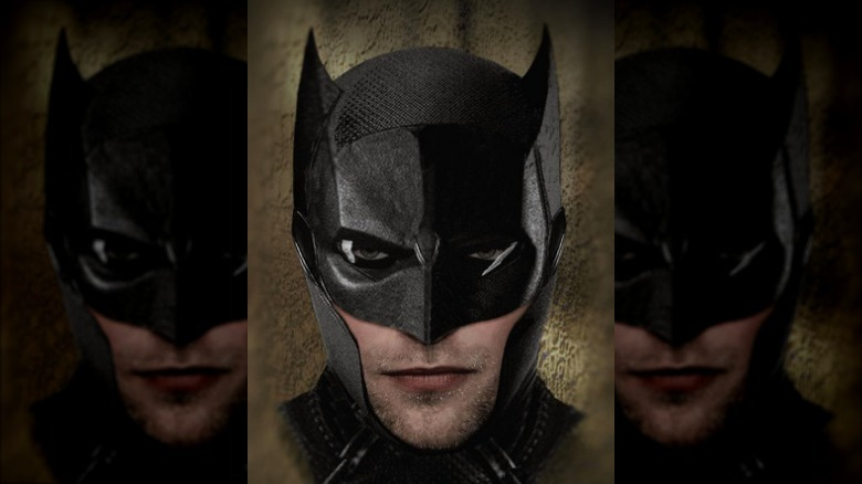 Robert Pattinson Batman fan image