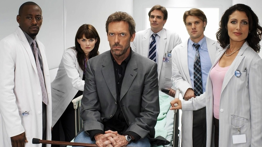 Cast photo of House