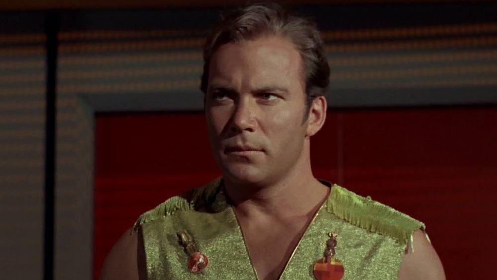 Captain Kirk in Mirror Universe