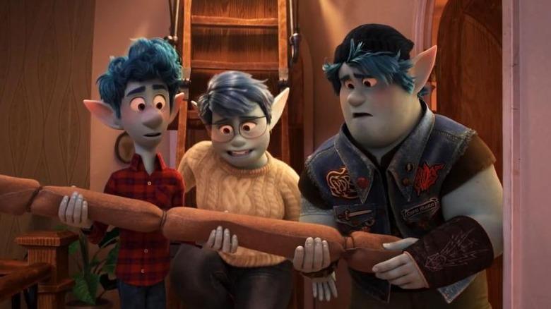 From Disney-Pixar's Onward
