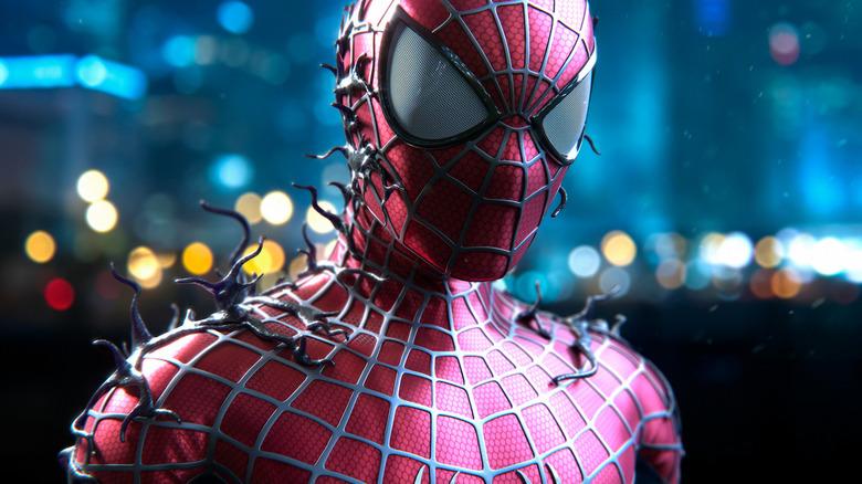 Spider-Man/Venom fan art