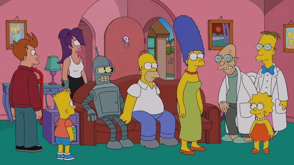 The Simpsons episode 'Simpsorama'