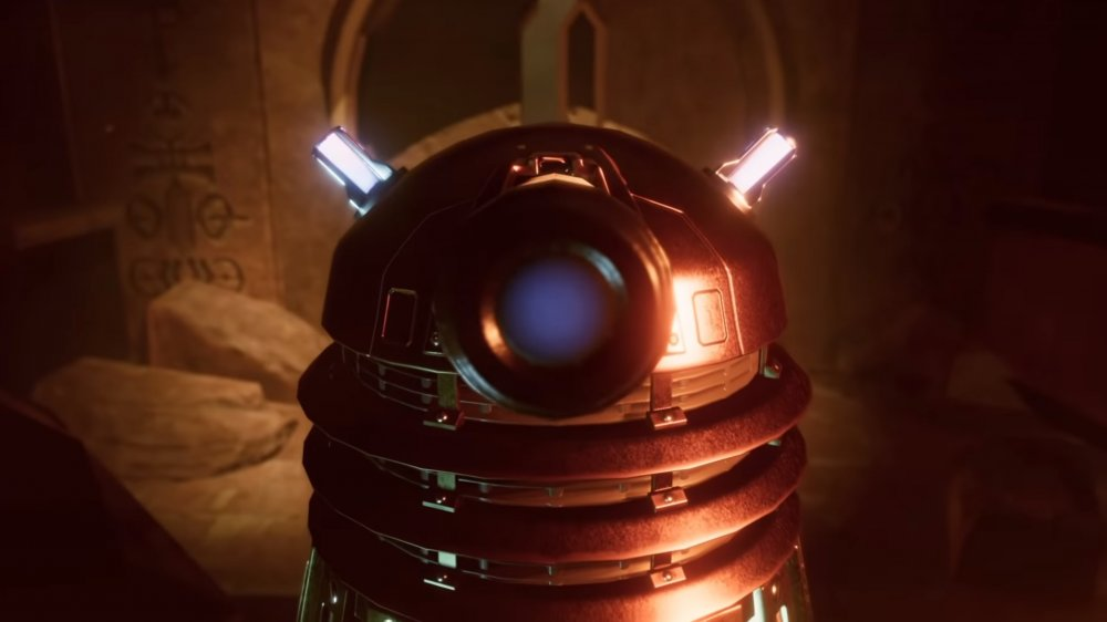 Dalek from Doctor Who: The Edge of Reality