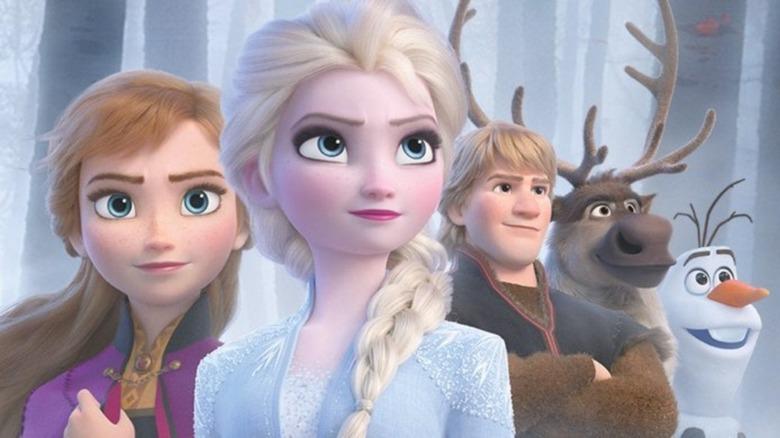 Frozen II promo image