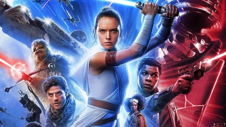 Does The Rise Of Skywalker Have A Post Credits Scene