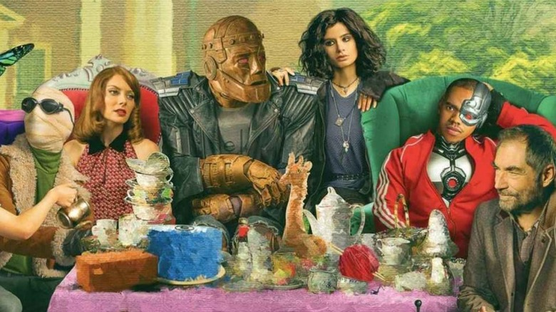 Doom Patrol Season 3 Release Date Cast And Plot