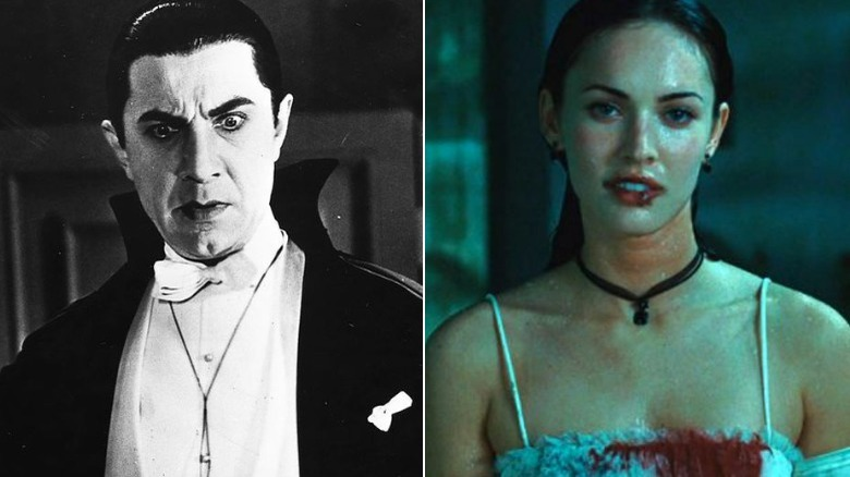 Dracula / Jennifer's Body