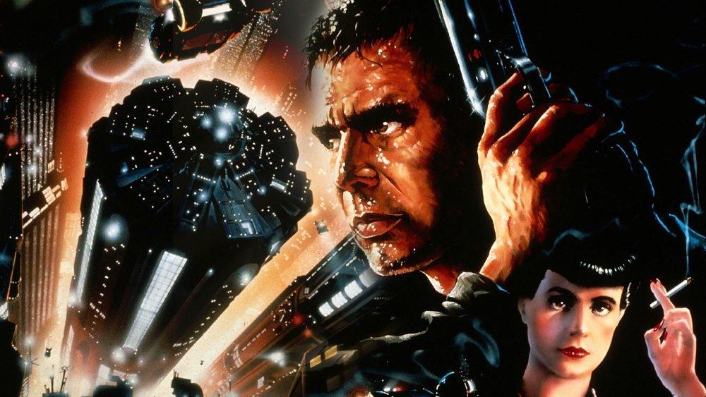 Promotionl art from Blade Runner