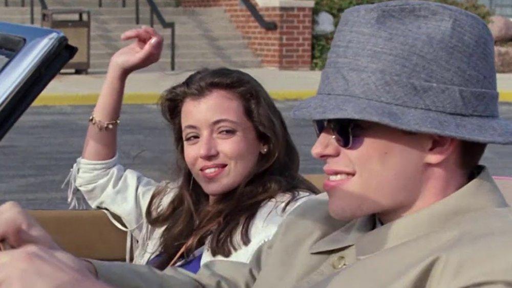 Scene from Ferris Bueller's Day Off
