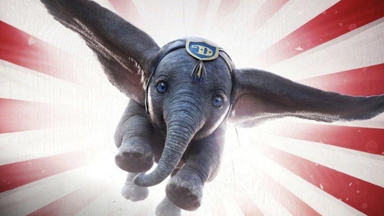 Disney's live-action Dumbo