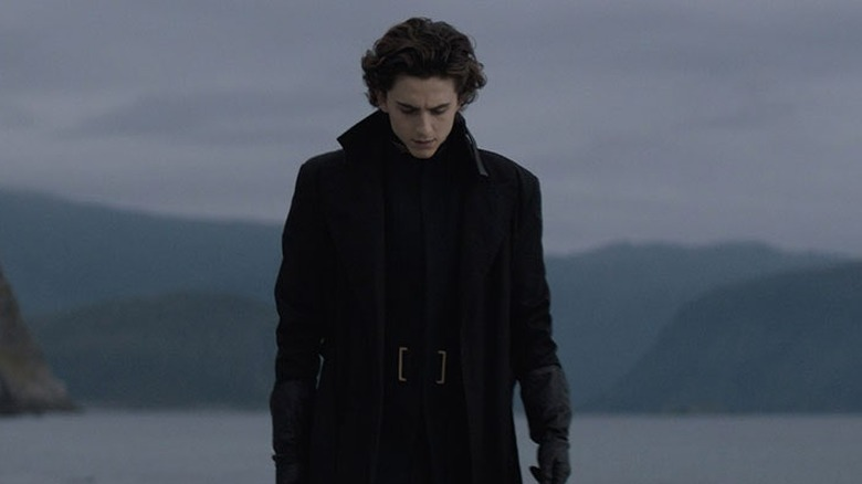 Timothee Chalamet in Dune reboot 2020