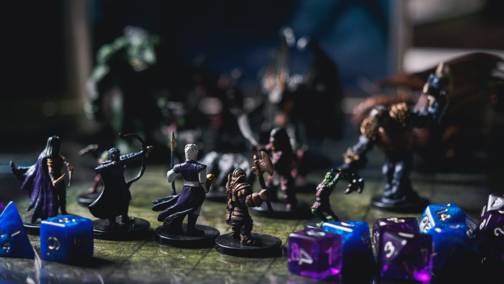 Dungeons and Dragons is a fun, intricate game for fantasy fans