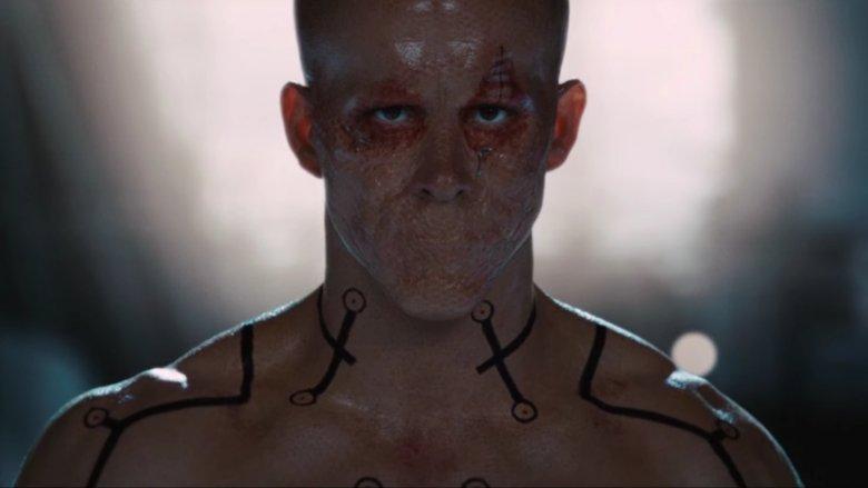 Ryan Reynolds as Deadpool in X-Men Origins Wolverine