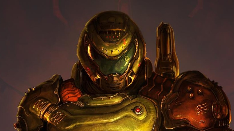 Easter Eggs You Missed In Doom Eternal