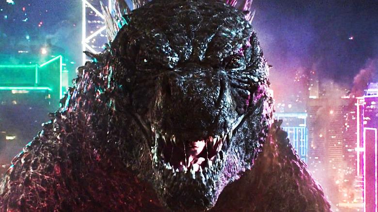 Godzilla Hong Kong