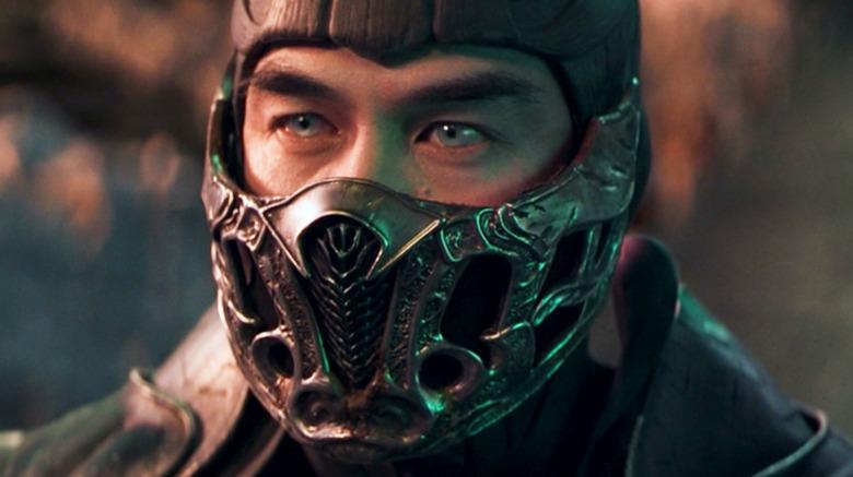 Sub-Zero in mask