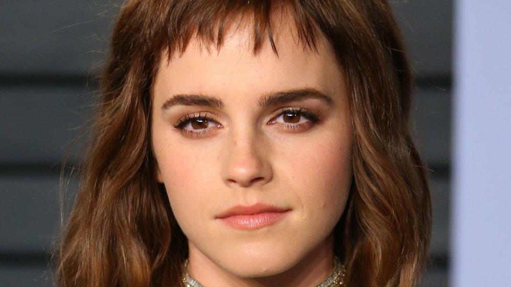 Emma Watson Reveals Dark Secret About Playing Hermione