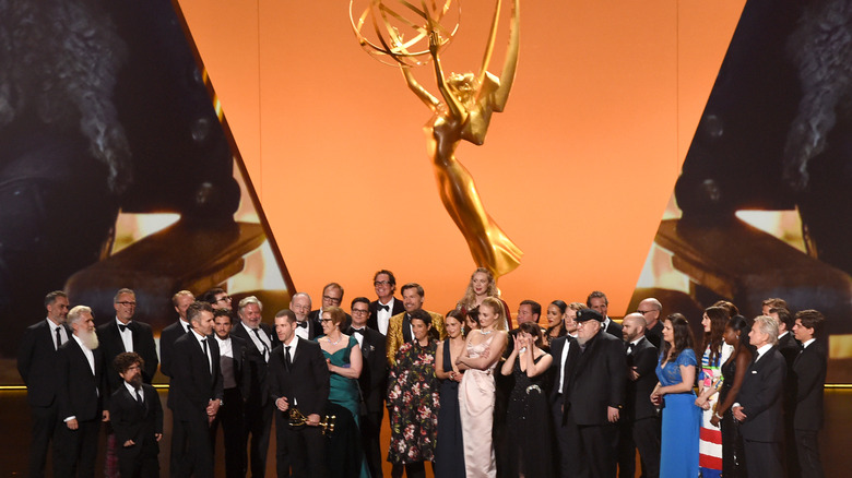 Game of Thrones wins Outstanding Drama Series at the 2019 Emmy Awards