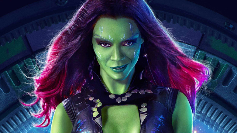 Image result for gamora endgame